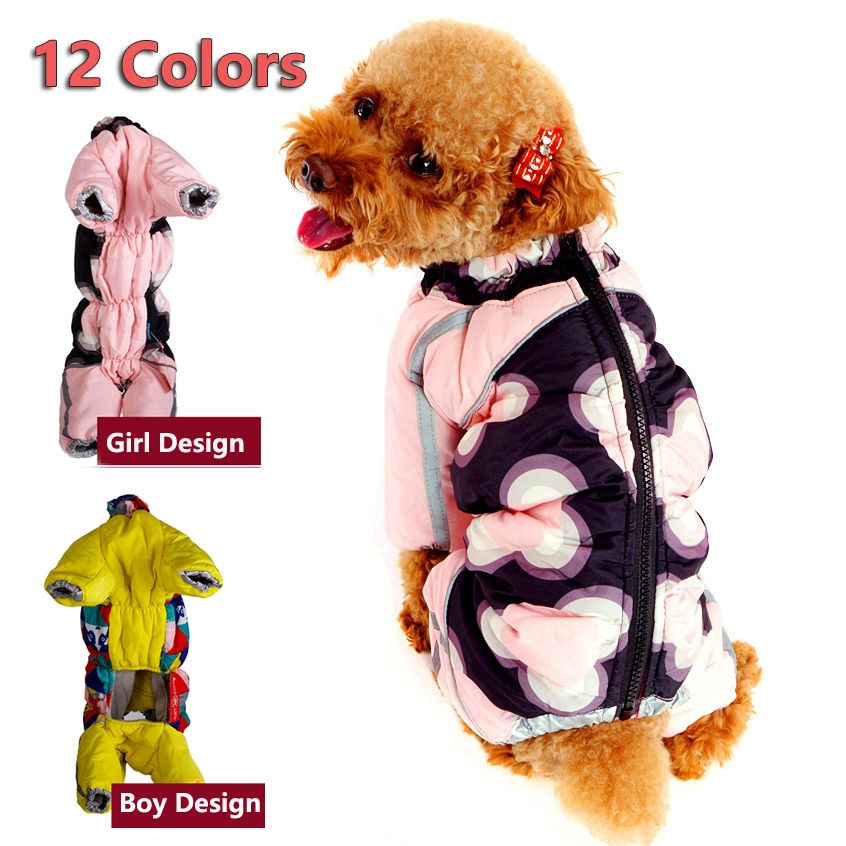 Новинка одежда для щенков, собак, брендовый дизайнерский костюм с молнией маленького и большого размера XXL зимний теплый костюм для питомце...