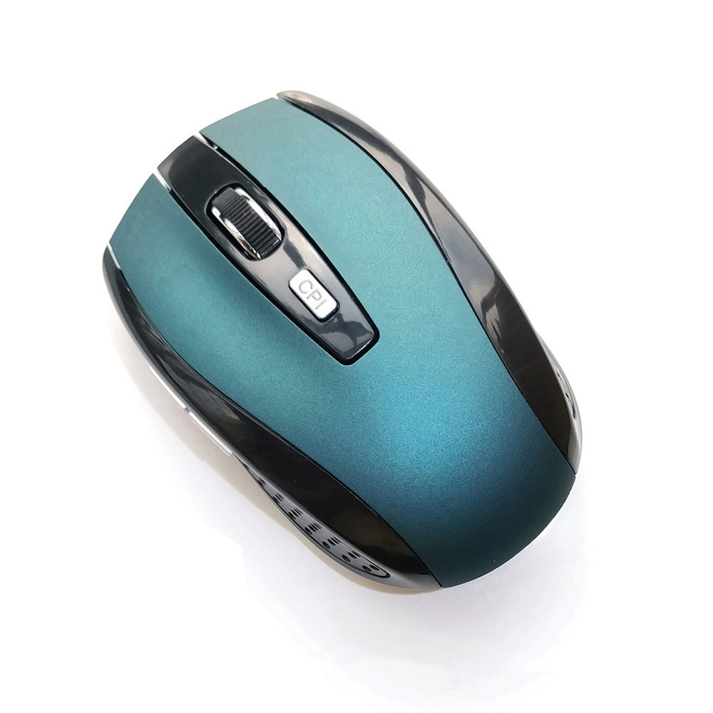 2000 DPI Portable Mini USB Mice Wireless Mouse Ergonomic Optical Gaming Mouse Sem Fio For PC Computer Laptop Pro Gamer