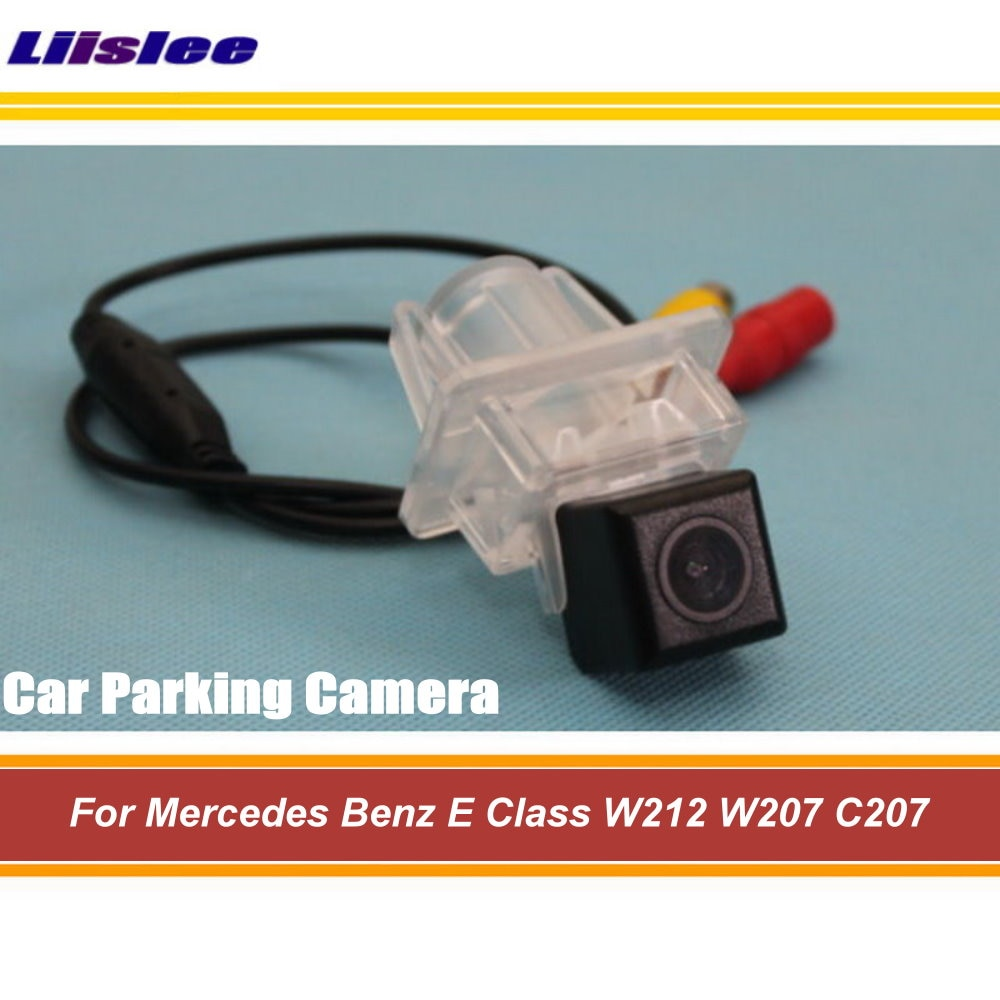 Car Rear Back View Reversing Camera For Mercedes Benz E Class W212/W207/C207 2011 Rearview Parking AUTO HD CCD CAM