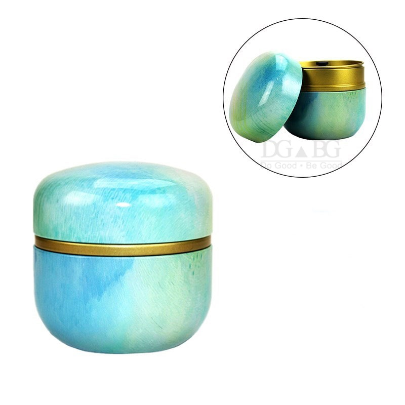 Cremation Urns For Pet Ashes Green Water Mini Keepsake Iron Urn  Funeral Casket Pet Memoria Urne Keepsake Urns For Ashes Humans