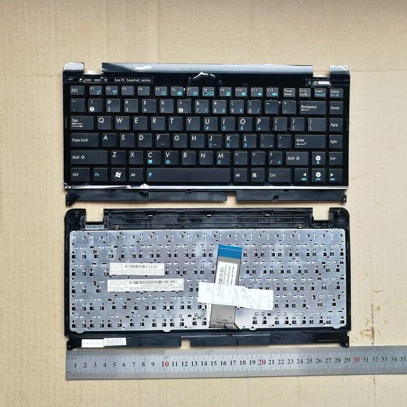 Nuevo teclado de ordenador portátil de ee.uu. para ASUS 1215P 1215N VX6 1215T 1215B 1225B 1225C 13NA-2HA0D11 13GOA2H1XP10X-1X