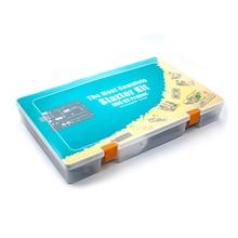 Kit de bricolage RFID pour le projet UNO R3 Kit de démarrage complet avec tutoriel vidéo (63 articles) et programmation