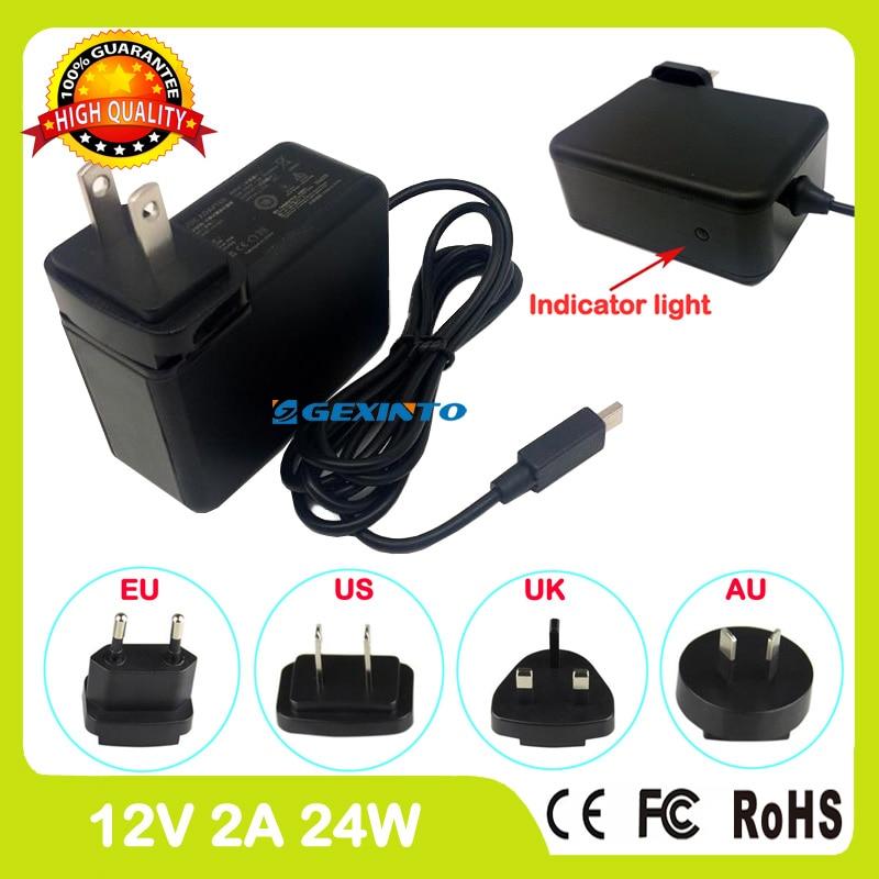 12 v adaptador de energia 2a ad2055320 adp-24ew b 0a001-0013070 para asus chromebook c100 c100pa c201 c201pa tablet pc plug ue charger