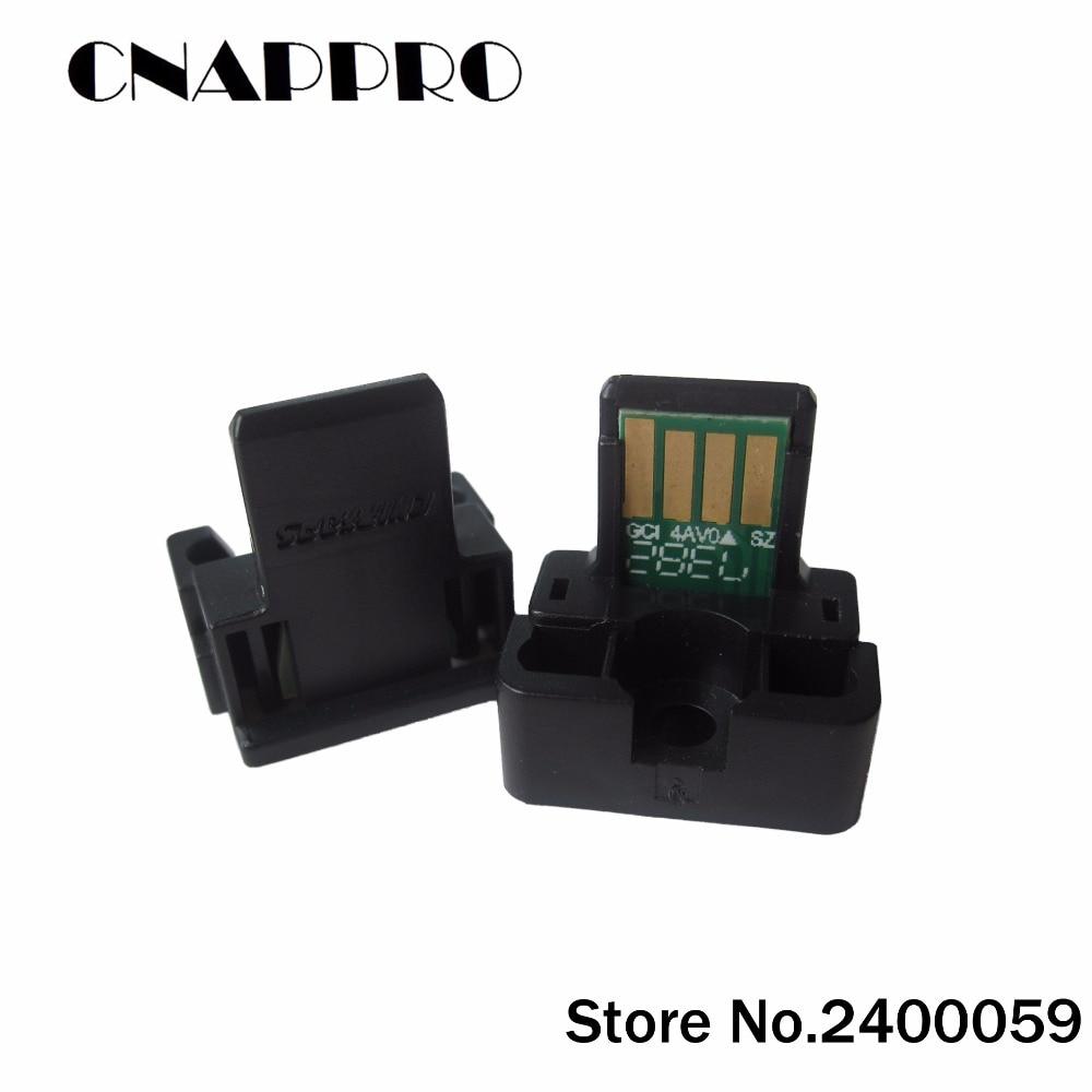 MX-C40 MXC40 chip de cartucho de tóner para Sharp MXC310 MXC311 MXC312 MXC400 MXC401 MXC402 MXC 310, 311, 312, 400, 401, 402 copiadora chips