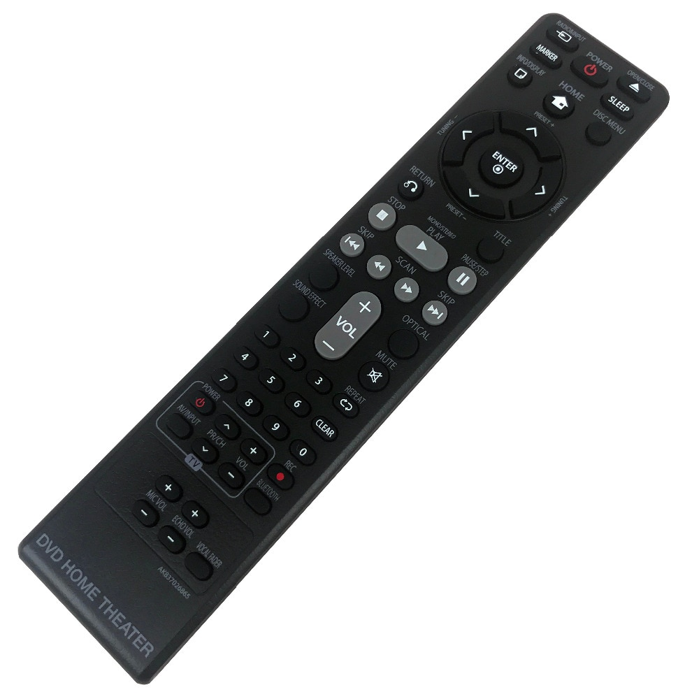 NEW Original For LG DVD HOME THEATER Remote control AKB37026865 HT805TQ SH85TQ-S SH85TQ-C SH85TQ-W
