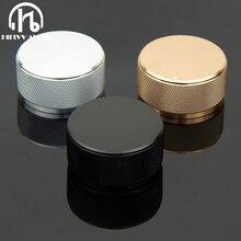 HIFI audio amp manopola Del Volume In Alluminio 1 pcs Diametro 44 millimetri di Altezza 22 millimetri manopola del Potenziometro amplificatore
