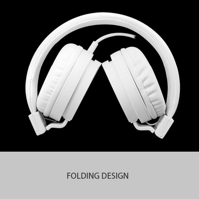 Gorsun GS778 Headphone Bass headset stereo Foldable 3,5mm AUX for phone MP3 MP4