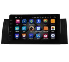 "9 ""Android Auto DVD Player mit Canbus wifi GPS, Audio Radio Stereo, auto multimedia steuergerät für BMW M5/E39 1995-2003/E53 2000-2007"