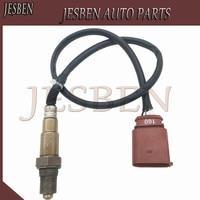 JESBEN 058906265C Lambda Oxygen Sensor fit For VW-Passat-Golf-Beettle-Audi-A4-B6-8E 1.8 2.0 OE# 0258006305 0258006306 058906265D