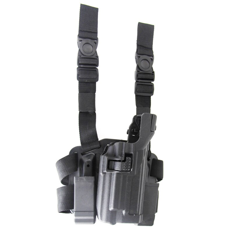 LV3 Beretta M9 92 96 Tactical Hunting Holsters With Flashlight Gun Holster Airsoft Handgun Pistol M9 Leg Flashligt Holster