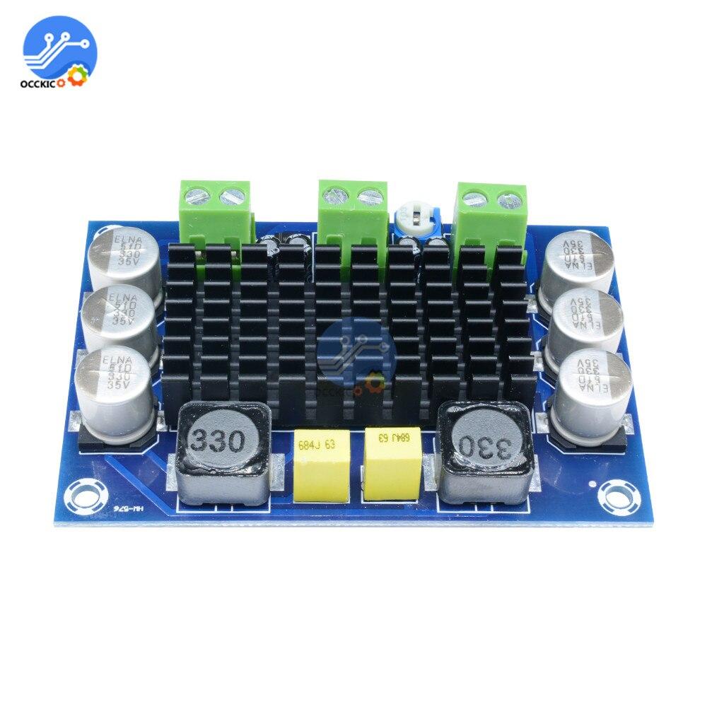 ljm assembled amplifier board l20dx2 irs2092 top class d amplifier board iraudamp7s 250w 2 8ohm pg 100W TPA3116D2 Mono Amplifier Board Class D 12V-26V Digital Audio Power Amplifier Sound Board AMP