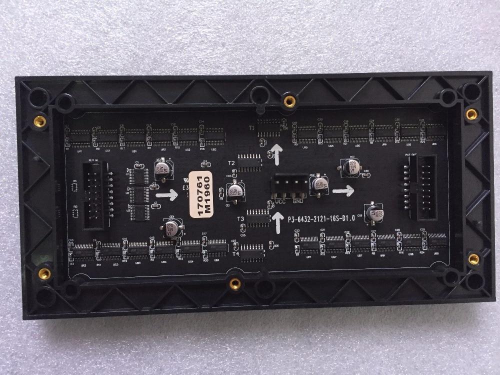 P3 RGB لوحة HD شاشة 64x32 نقطية داخلي SMD led وحدة 192x96 مللي متر LED عرض الحائط P4 P5 P6 P8 P10