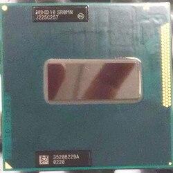 Intel ноутбук cpu i7 3610qm ноутбук cpu 2,3 ГГц до 3,3 ГГц 8 м SR0mn PGA988 Turbo Boost поддержка HM76 HM77 чипсет