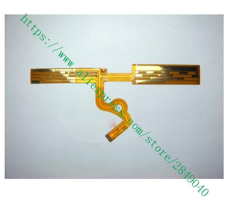 Nouveau câble flexible de mise au point dobjectif pour TAMRON 17-50mm, pièce de réparation 17-50mm (pour connecteur PENTAX)