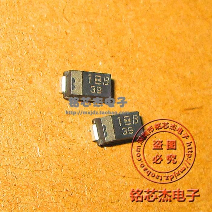 Envío Gratis 50 unids/lote 18B PTZTE2518B PTZ18B diodo ZENER 19 V 1 W SMA DO-214AC