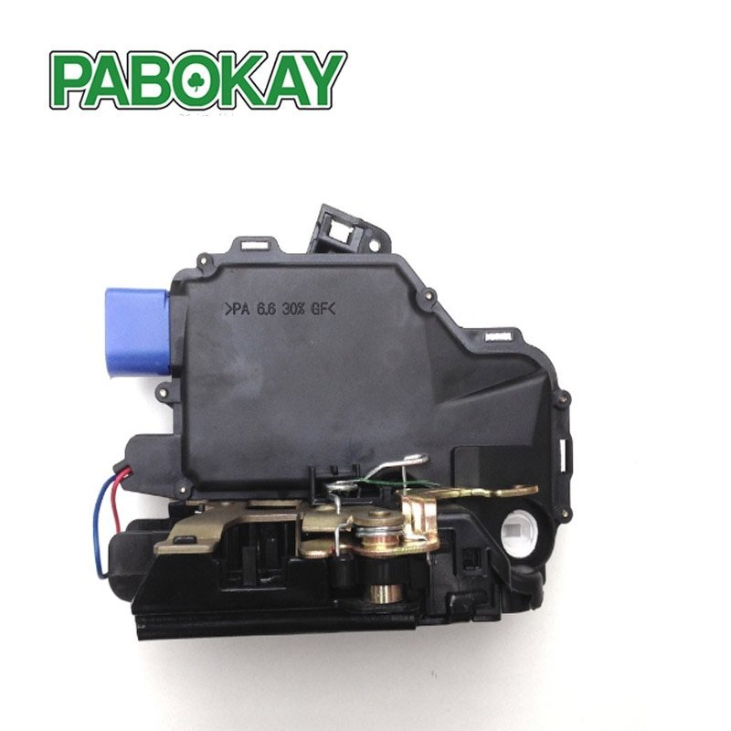 Actuador de bloqueo Central delantero izquierdo 3B1837015AQ 3B1837015BQ 3B1837015BC 3B1837015AR 3B1837015N para VW T5 POLO Skoda Fabia