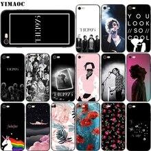 YIMAOC 1975 Matthew Healy 소프트 실리콘 케이스 for iPhone 11 Pro XS Max XR X 8 7 6 6S Plus 5 5s se