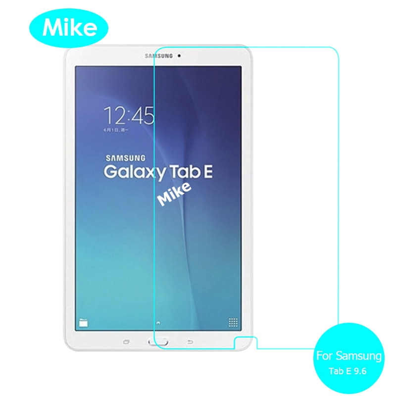 For Samsung Galaxy Tab E 9.6 Front Tempered Glass screen Protector 9h Safety Protective Glass On TabE T560 Nook T 560