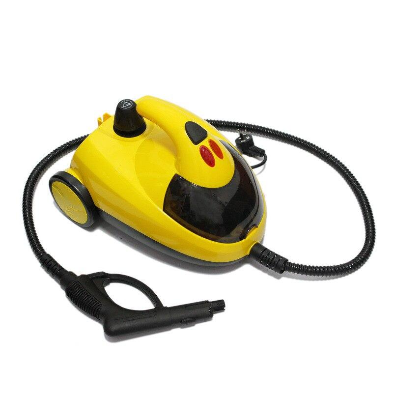 1800 Вт 1.8L многофункциональный пароочиститель бытовой электрический испаряться mop