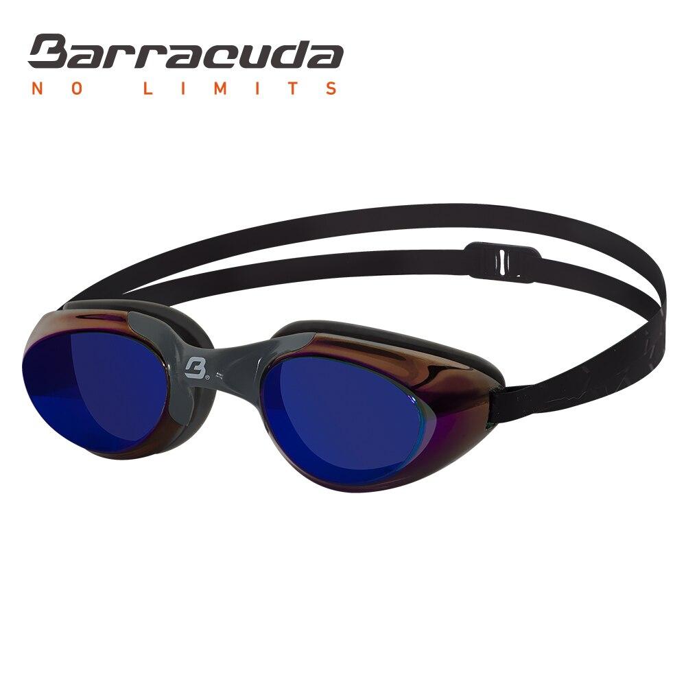 Gafas de natación Barracuda espejo de sirena Lentes Anti-niebla protección UV para adultos mujeres señoras #13110 gafas