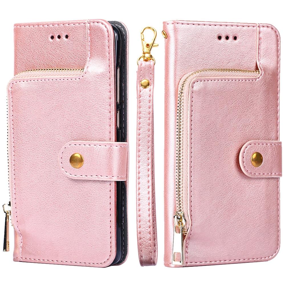 Zipper Case for Samsung Galaxy S10 Lite Plus Flip Leather Cover for Samsung S10Lite S10Plus S10 Wallet Phone Cases