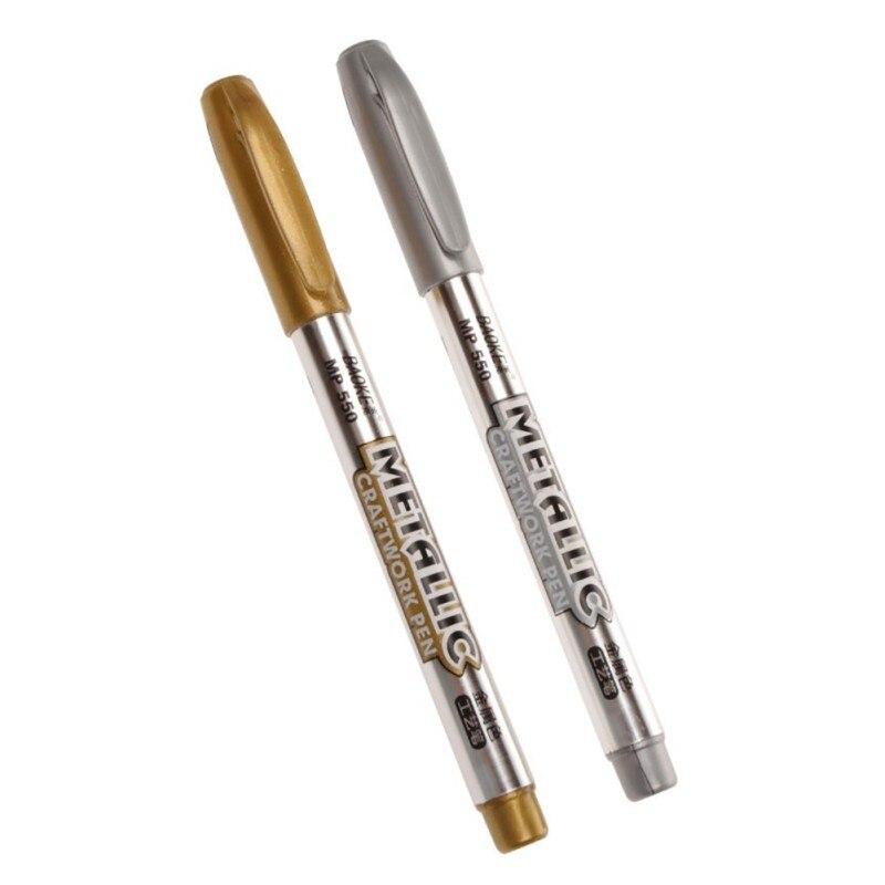 1-pcs-fai-da-te-in-metallo-impermeabile-vernice-permanente-marker-penne-sharpie-oro-e-argento-15-millimetri-studente-forniture-marcatore-artigianato-penna