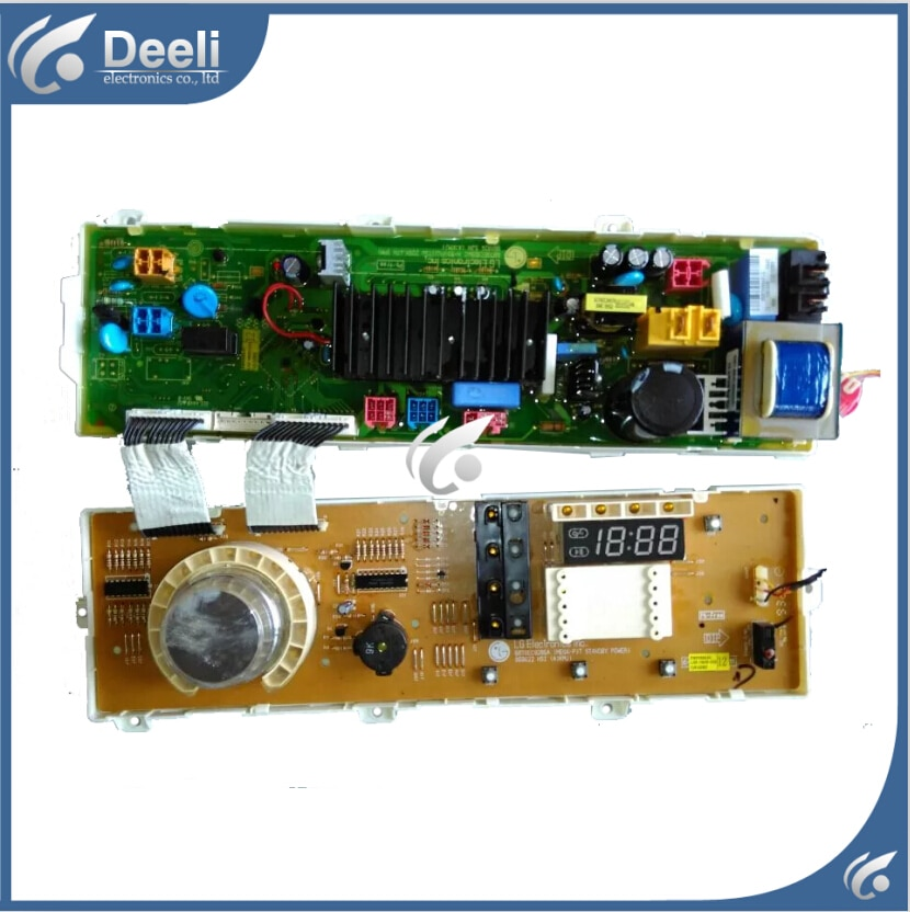 100% probado para Samsung tablero máquina lavadora de control WD-N10270D WD-T12235D 6870EC9286A 6870EC9284C ordenador de a bordo se