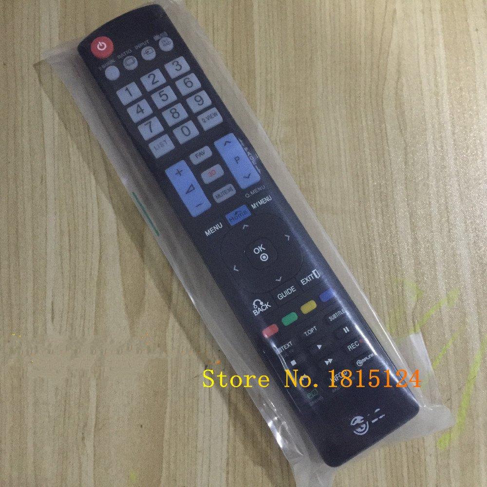 Mando a distancia CN-KESI FIT AKB73615309, mando a distancia Original, Compatible con AKB72914271 AKB72914208 AKB73275605 AKB72915211, para LG LED, LCD, 3D
