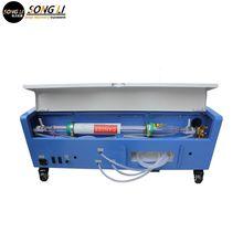 Tubo láser CO2 W4 100w 80mm diámetro 1400mm longitud para tubo láser