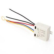 Auf Off Touch Schalter 120 V zu 240 V Mit Surge Absorber für LED Lampe XD-608