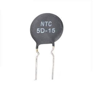 100pcs 100% orginal new Negative Temperature Coefficient of Thermistor MF72 5D-15 NTC