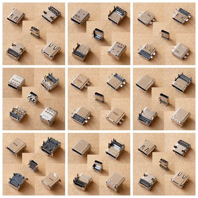 18 Models USB 3.1 Type-C Female Port Socket Connector
