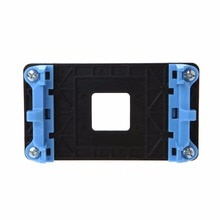 Support de ventilateur de refroidissement de Base de carte mère de Module de rétention dissipateur thermique pour processeur AM2/AM3/FM12