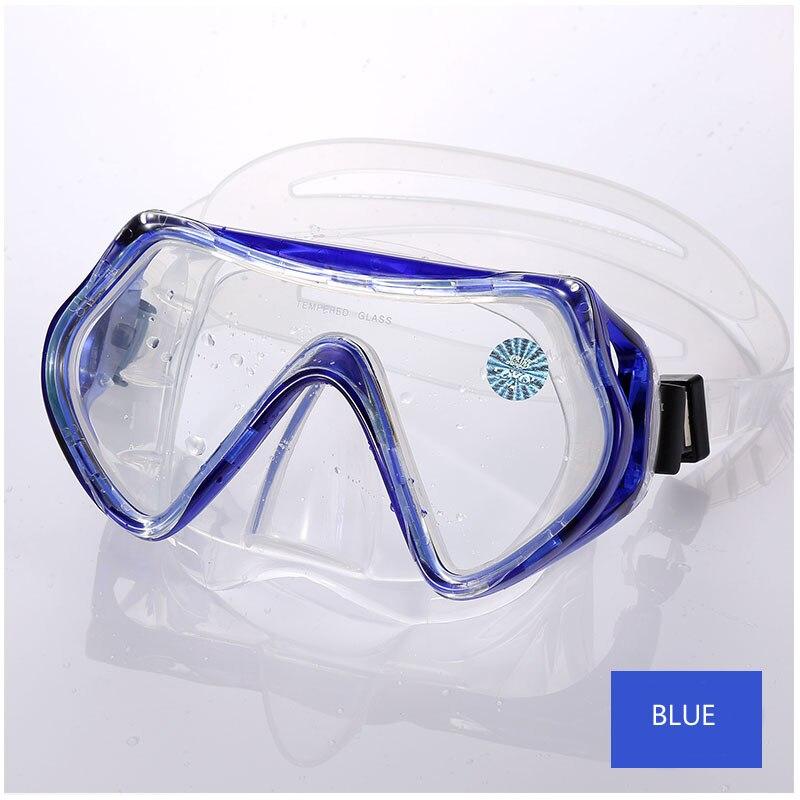 Adults Diving Mask Professional Scuba Snorkel Mergulho Swimming Goggles GoPro Eyewear glasses Underwater Diving Equipment