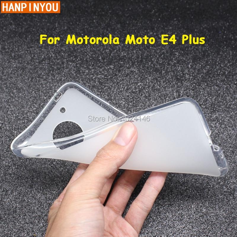 """Para Motorola Moto E4 Plus E4Plus versión de ee.uu. 5,5 """", carcasa suave de TPU, carcasa de Gel cómoda para teléfono protección mate, carcasa de silicona"""
