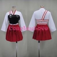newest custom made kantai collection kancolle aircraft carrier shoukaku cosplay costume halloween kantai collection cosplay
