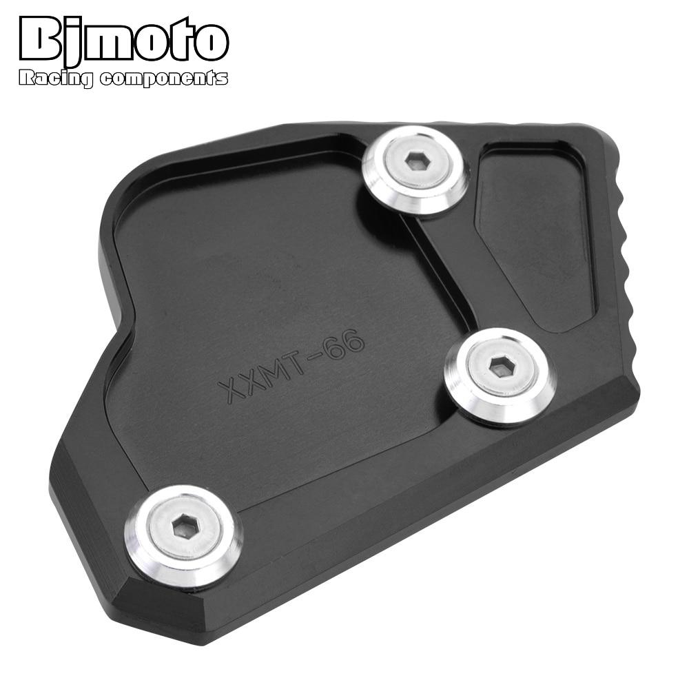 Placa de soporte BJMOTO para BMW K1600GT/1600GTL 2011-2015 CNC, soporte de extensión de caballete de aluminio