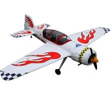 1.5 Meter  EPO  2.4G 6CH  radio control airplane rft rc 3D Stunt plane remote control rc airplane arf  brushless yak toy