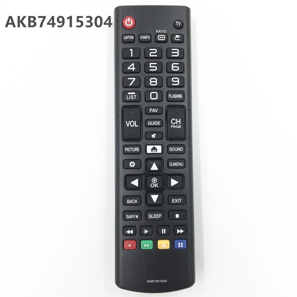 Nuevo y ORIGINAL CONTROL remoto AKB74915304 para LG HDTV SMART TV 32LH550B 55LH5750 43LH5700