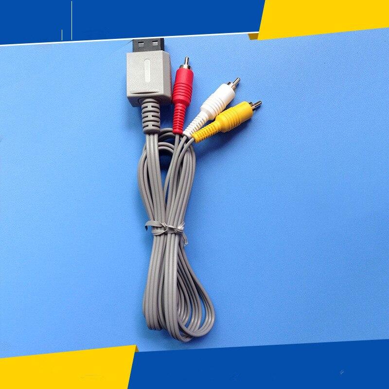Conector de Cable de Audio y vídeo de 6 pies, accesorio compuesto...