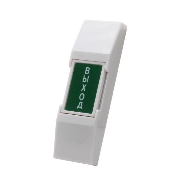 Mini interruptor de botón para el sistema de Control de acceso electrónico COM NC sin salida