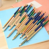 free shipping 20pcslot rainbow pencils 4 in 1 color pencil new children painting writing pens school office writing pencils