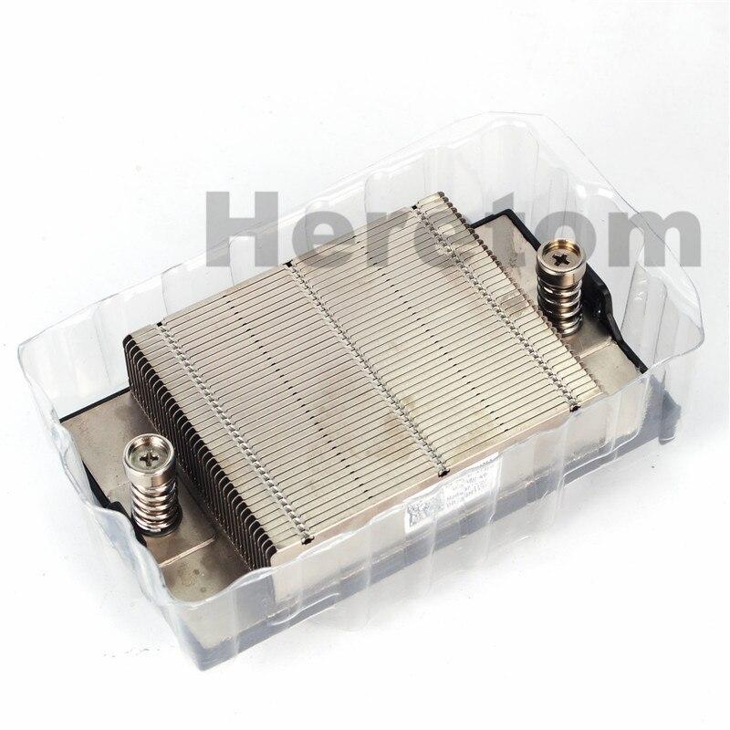 غرفة تبريد خادم وحدة المعالجة المركزية الأصلية طراز M112P 0M112P من DELL ، المشتت الحراري لـ PowerEdge R620 R320