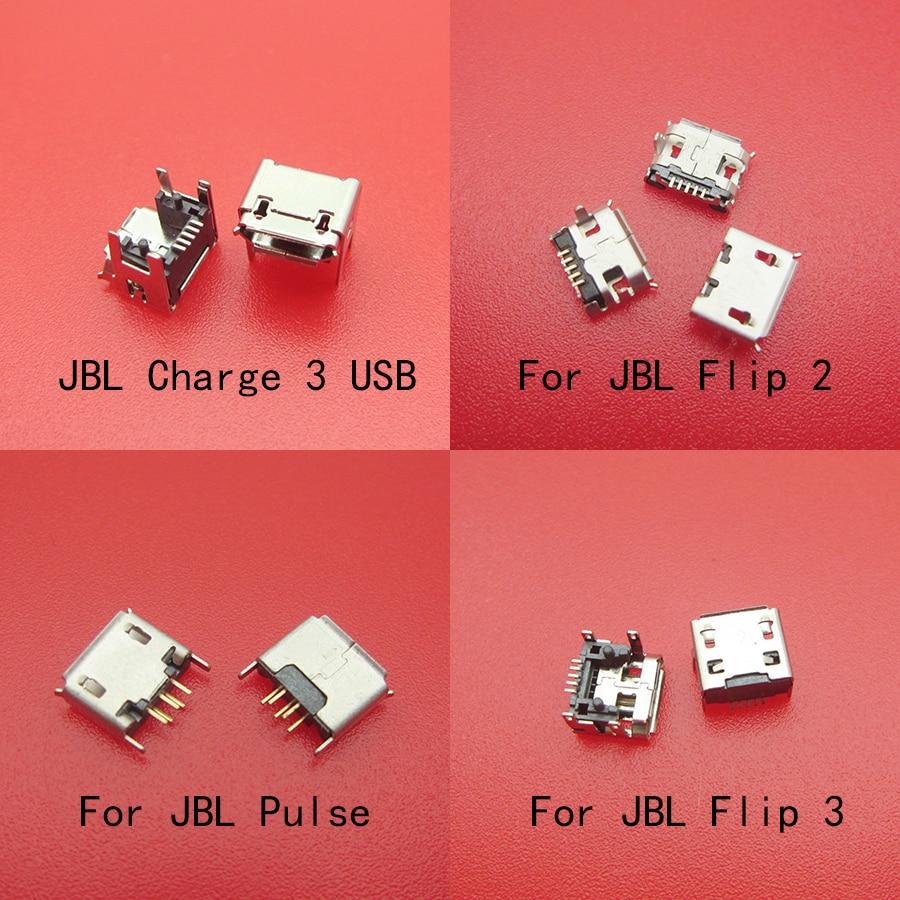 20pcs Para JBL ALETA 3 2 Pulso 2 Bluetooth Speaker Mini Micro USB Jack Conector do Carregador Doca de Carregamento do Porto plugue de alimentação de Reparação