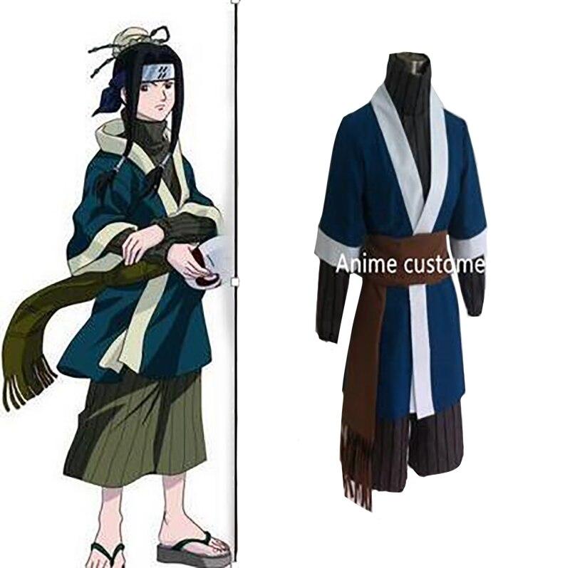 Disfraz de Naruto, Cosplay de Naruto, disfraz de Haku