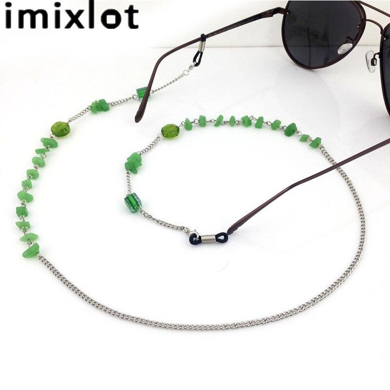 IMIXLOT Retro Eyeglass Sunglasses Neck String Cord Retainer Strap Eyewear Lanyard Holder With Glasse