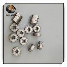 10 Pcs 606 606ZZ 606RS 606-2Z 606Z 606-2RS Hohe Qualität ABEC-7 Rillen Kugellager 6x17x6mm