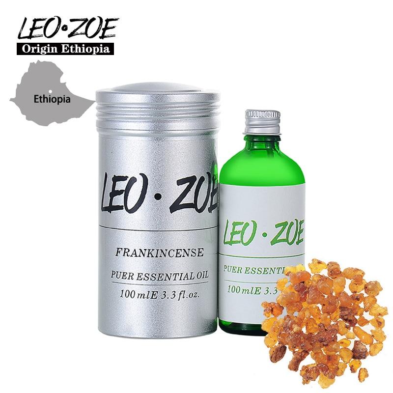 Gut-Bekannt Marke LEOZOE Weihrauch Ätherisches Öl Zertifikat Herkunft Äthiopien Authentifizierung Weihrauch Öl 100ML