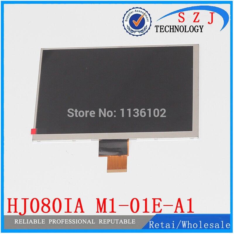 "Nuevo 8 ""pulgadas Tablet pc pantalla HD F8 HJ080IA-01e M1-A1 IPS tablet reemplazo de la pantalla LCD envío gratis HJ080IA-01e M1-A1"