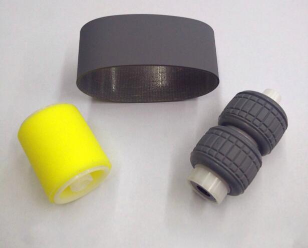 Nuevo rodillo de recogida de copiadora compatible para kyocera TA KM 3500i 3501 4500 4501i 5500i 5501i, rodillo de copiadora Oficina parte 3 unids/set